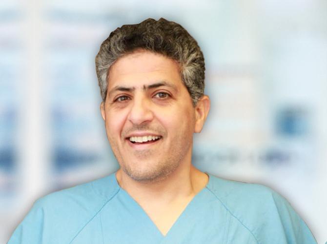 Dr.(pk) Esmaeel Heggy